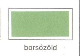 Borsózöld