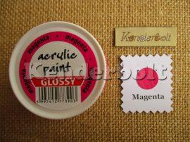 Magenta (fényes), 50 ml
