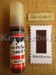 Sötétbarna (matt), 20 ml