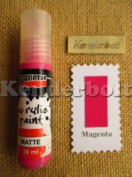 Magenta (matt), 20 ml