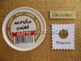 Mogyoró (matt), 50 ml