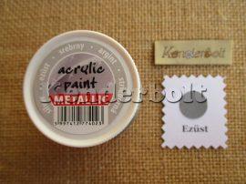 Ezüst (metál), 50 ml