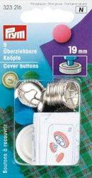 PRYM behúzható gomb, szerszámmal (19 mm)