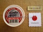 Vörösréz (metál), 50 ml
