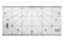OLFA patchwork vonalzó (15*30 cm)