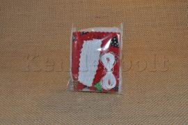 Textil szaloncukor 07